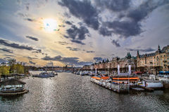 Stockholm Image stock