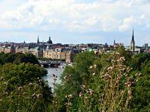 Stockholm images libres de droits