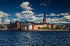Stockholm Photographie stock libre de droits