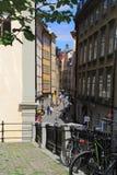 Stockholm, année 2011 Image libre de droits