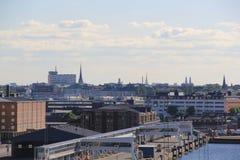 Stockholm, année 2011 Images libres de droits