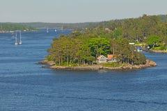 Stockholm archipelago Stock Image