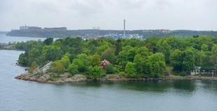 Stockholm archipelago Stock Photos