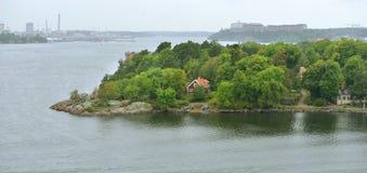 Stockholm archipelago Stock Photography
