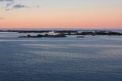 Stockholm archipelago Royalty Free Stock Images