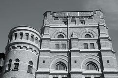 Stockholm architecture Royalty Free Stock Images