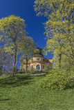 Stockholm Astronomical Observatory Royalty Free Stock Photo