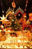 Stockholm bij Kerstmis Stock Afbeelding