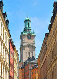 Stockholm Cathedral Stock Image