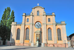 Stockholm Cathedral Stock Photos