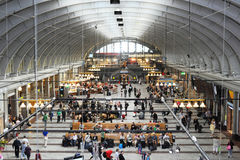 Stockholm Central Stock Photography
