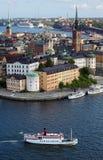 Stockholm City Stock Image