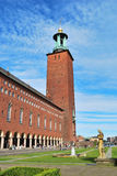 Stockholm City Hall Stock Photos