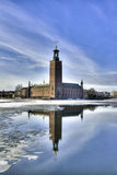 Stockholm City hall. Stock Image
