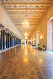 Stockholm City Hall corridor Royalty Free Stock Image