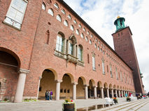 Stockholm City Hall, Sweden Royalty Free Stock Images