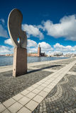 The Stockholm City Hall in Sweden Royalty Free Stock Images