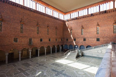 Stockholm City Hall, Sweden. Royalty Free Stock Images