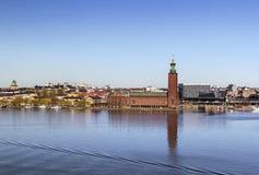 Stockholm City Hall Royalty Free Stock Image