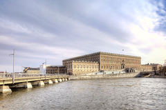 Stockholm, city landscape Royalty Free Stock Photos