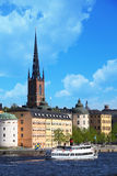 Stockholm City Stock Images