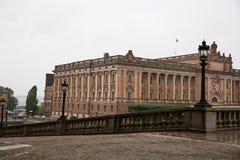 Stockholm city Royalty Free Stock Photos