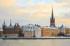 Stockholm city Sweden Stock Photo