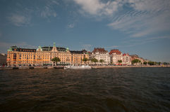 Stockholm city, Sweden Royalty Free Stock Photos