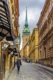 Stockholm city, Sweden Stock Images