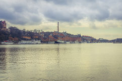 Stockholm city, Sweden Royalty Free Stock Image