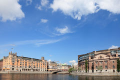 Stockholm city view. Stock Photography