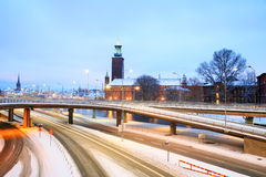 Stockholm Cityhall Stock Images