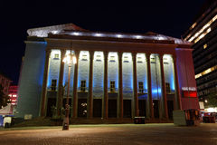 Stockholm concert hall Stock Images
