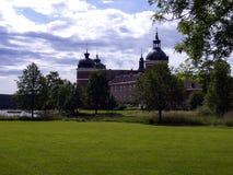 Stockholm, de hoofdstad van Zweden stock foto