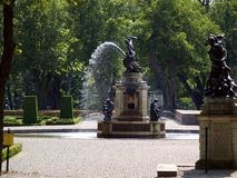 Stockholm Drottningholm Royalty Free Stock Photos