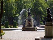 Stockholm Drottningholm Photos libres de droits