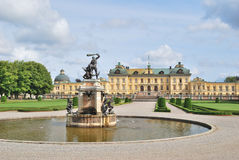 Stockholm. Drottningholm Palace Royalty Free Stock Photo
