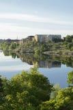 Stockholm embankment Stock Photos