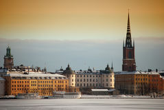 Stockholm gamla stan Royalty Free Stock Photo
