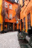Stockholm - Gamla Stan Images stock