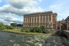 Stockholm - Gamla Stan Royalty Free Stock Photo