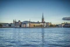 Stockholm Gamla Stan Stock Photography