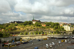 Stockholm. General views of the city. Stock Photography