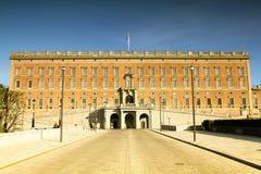 Stockholm gränsmärke Royaltyfri Fotografi