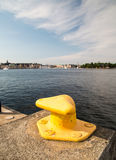 Stockholm harbour Royalty Free Stock Photos