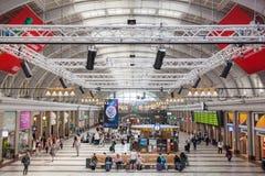 Stockholm-Hauptbahnhof Lizenzfreie Stockfotos