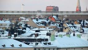 Stockholm i vintern, Sverige lager videofilmer