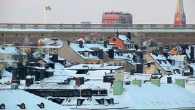 Free Stockholm In The Winter, Sweden Stock Image - 38006321