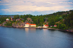 Stockholm islands Royalty Free Stock Photography