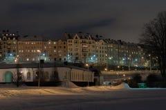 Stockholm Karlberg Stockfotos